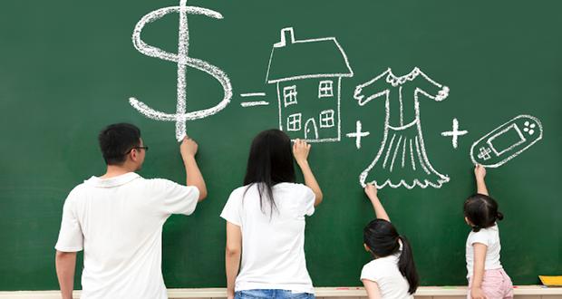 Семейный бюджет в мобильных приложениях