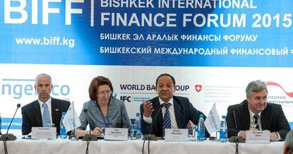 Анвар Абдраев: Кыргызстан может стать финансовым хабом в Центральной Азии