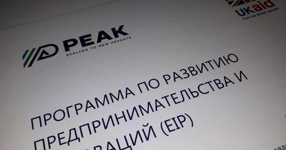 На пике с PEAK: как стартапы КР могут освоить западные рынки