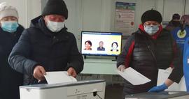 Выборы президента и референдум: как проголосовали кыргызстанцы