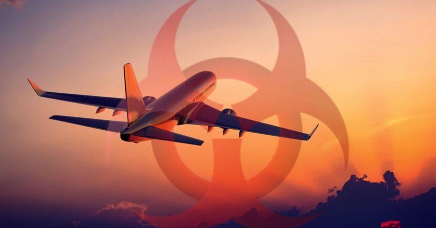 Небо на карантине… как аэропорт справляется с кризисом