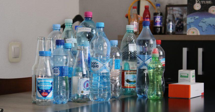 Кто и как производит в Кыргызстане пластиковые бутылки?