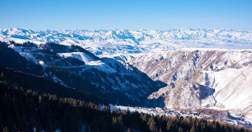 Курорт Ак-Тюз — пример грамотных инвестиций в горнолыжный бизнес (видео)