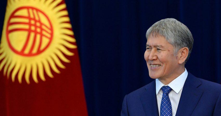 Алмазбек Атамбаев сохранит за собой 10 привилегий (список)