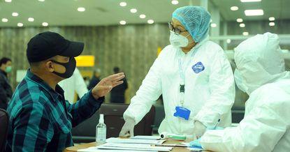 Самоизоляция и массовая диагностика наиболее эффективны в борьбе с коронавирусом