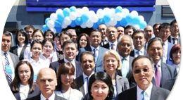 KICB представил результаты деятельности банка по итогам 2014 года
