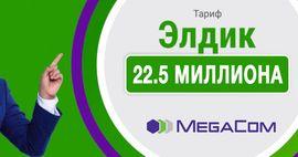 На подготовку MegaCom к продаже затрачено 22.5 млн сомов
