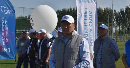 Кочкоров: Поддержку отечественной продукции мы превратим в национальную идеологию