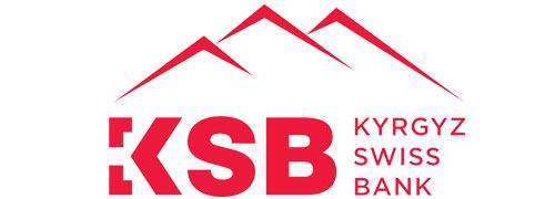 Кыргызско-Швейцарский Банк логотип