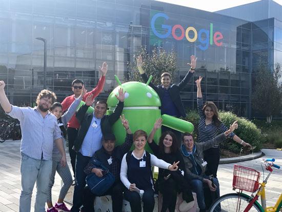 AmCham в Google