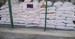 Проект ЕС предоставил медицинские средства и продовольствие для Баткена и Оша