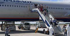В Кыргызстан из России вернулись 664 соотечественника