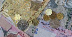 В январе зарплата кыргызстанцев выросла на 751 сом