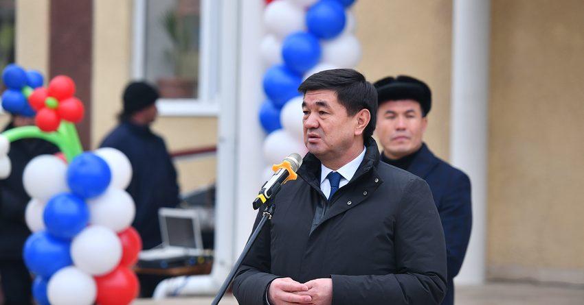 Абылгазиев: Образование – это залог процветающей страны
