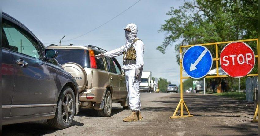 Сооронбай Жээнбеков повторно ввел режим ЧП в Бишкеке