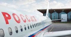 Крупнейшие российские авиаперевозчики потерпели убытки в 24 млрд рублей