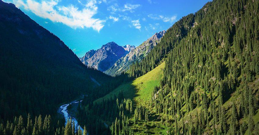 Минфин КР предлагает установить минимальный процент финансирования окружающей среды