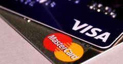 Нацбанк договорился с MasterCard и VISA о проведении расчетов в нацвалюте