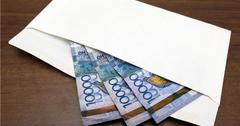 В Казахстане количество случаев взяточничества увеличилось на 11.4%