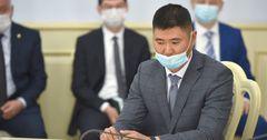 Азамат Дыйканбаев задержан по факту вымогательства