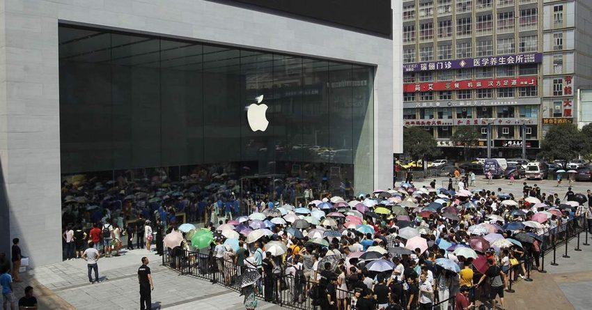 Apple получила рекордную выручку по итогам праздничного квартала
