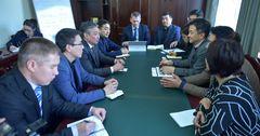 КР и Корея обсудили цифровое развитие столицы