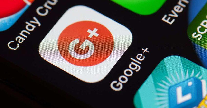 Соцсеть Google+ закроют из-за массовой утечки данных