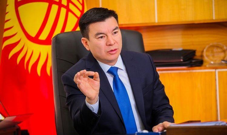 Марата Каратаева сняли с должности главы ОАО «Кыргызтелеком»