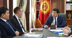 Премьер-министр КР провел совещание по ситуации на валютном рынке