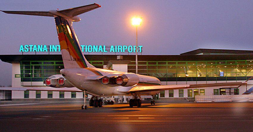 Аэропорт Астаны переименован в «Международный аэропорт Нурсултан Назарбаев»