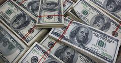 Нацбанк выбросил на рынок $3.8 млн