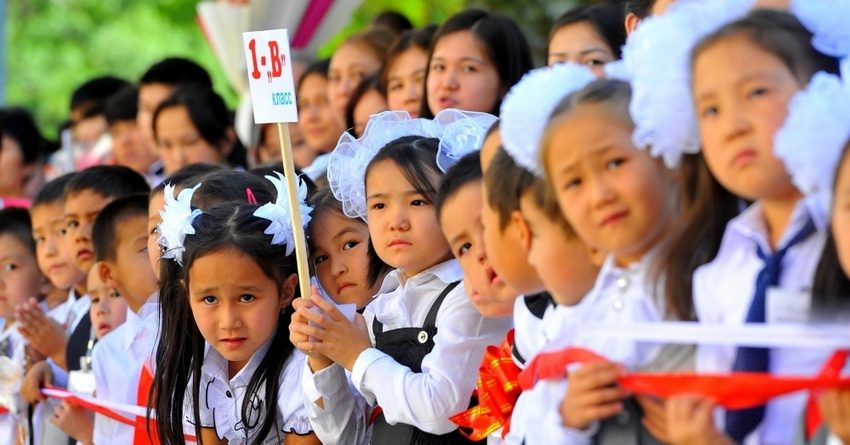 Саудовский фонд развития выделяет $30 млн на строительство 16 школ в Кыргызстане