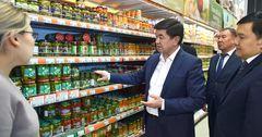 Абылгазиев: Необходимо поддержать кыргызских производителей