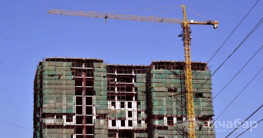 В ЕАЭС в эксплуатацию введено 52.5 млн кв. м жилья