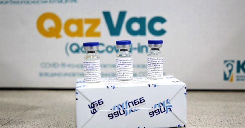 В Кыргызстан поступит казахстанская вакцина против COVID-19