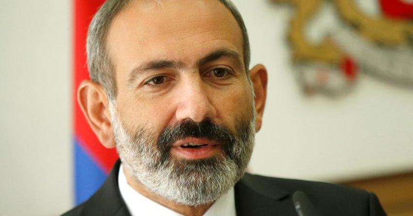 Пашинян: Армения поддерживает соглашения ЕАЭС с Китаем