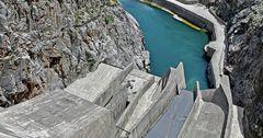 На реке Нарын можно построить девять каскадов ГЭС