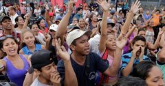 В 2017 году инфляция в Венесуэле превысит 1600%