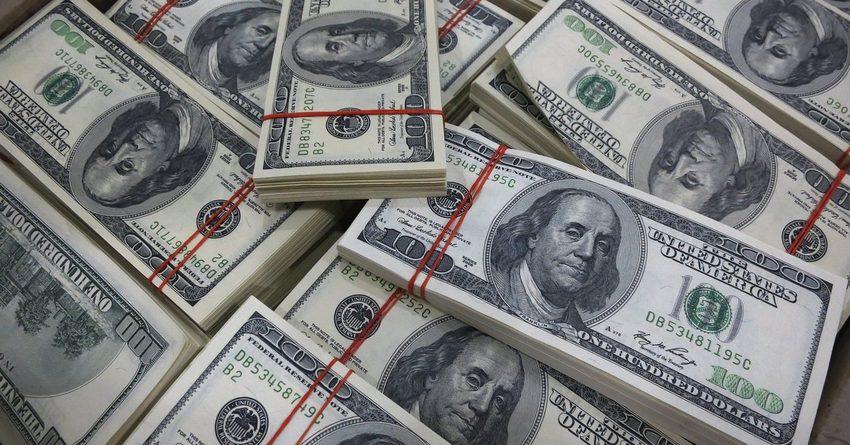 Нацбанк потратил на сдерживание курса доллара еще $1 млн