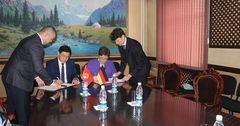 ФРГ выделит Кыргызстану грант в размере €41.8 млн