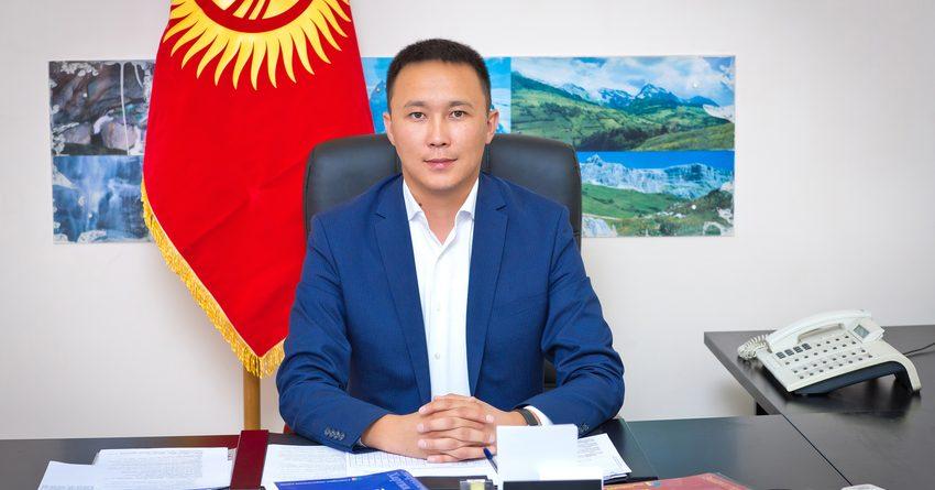 Нурбек Абдылдабеков стал заместителем гендиректора ОАО НЭСК