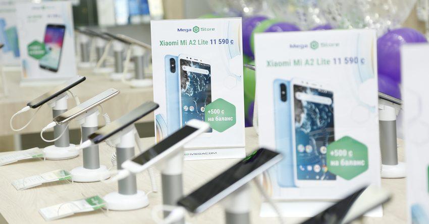 Обзор недорогих смартфонов с отличной камерой и мощной батареей в MegaStore