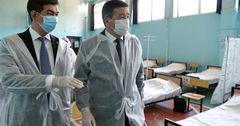 Президент КР: Мы построим комплексную клинику в Бишкеке