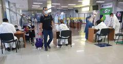 В Бишкек из Бангладеша вернулись граждане КР
