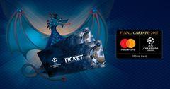 Не упусти шанс побывать на финале Лиги Чемпионов в Кардиффе – с картой Mastercard от Кыргызкоммерцбанка