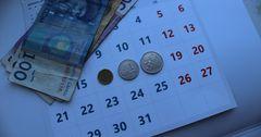 Среднемесячная зарплата кыргызстанца увеличилась на 623 сома