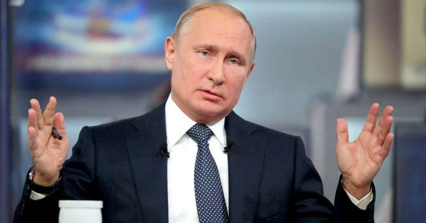 Путин намерен бороться с серым импортом из Кыргызстана и Казахстана