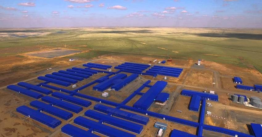 За неделю акции KAZ Minerals выросли на 1%