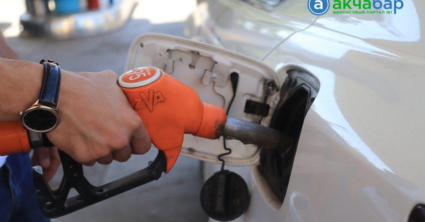 С начала октября бензин марки АИ-92 подорожал в двух областях КР