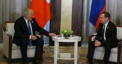Российский премьер и швейцарский президент обсудили взаимодействие ЕАЭС и ЕАСТ